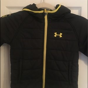 Under Armour Jackets & Coats - UNDER ARMOUR TODDLER COAT